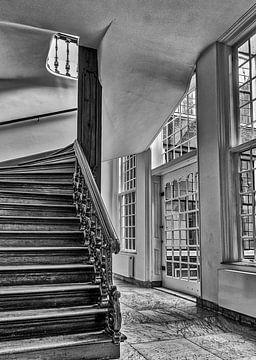 Trapportaal Universiteitsbibliotheek, Utrecht von Robin Pics (verliefd op Utrecht)