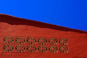 Rood en Blauw  van