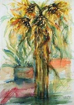 Sonnenblumen von Ineke de Rijk