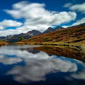 Verträumter Herbst im Val Bedretto - Tessin - Schweiz von Felina Photography