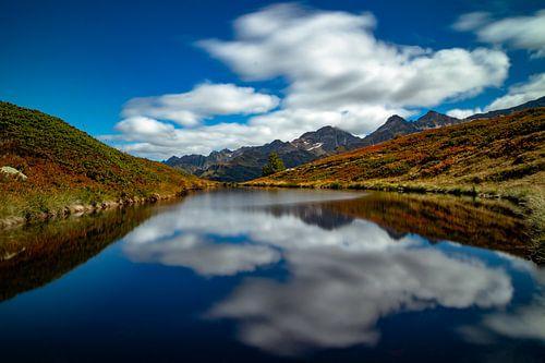 Dromerige Herfst in Val Bedretto - Ticino - Zwitserland van Felina Photography