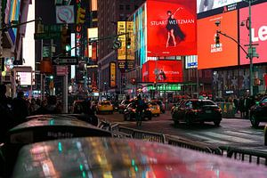 Times Square, New York City, Vereinigte Staaten