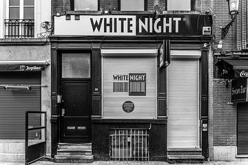 Weiße Nacht von Stefaan Tanghe