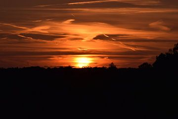 """Sunset"" van Pascal Engelbarts"