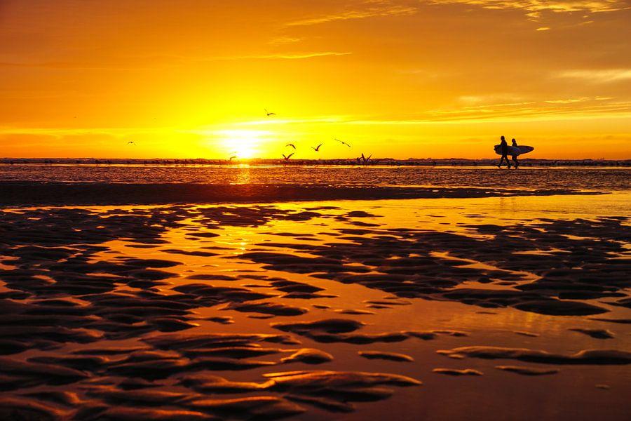 Zon, zee en strand