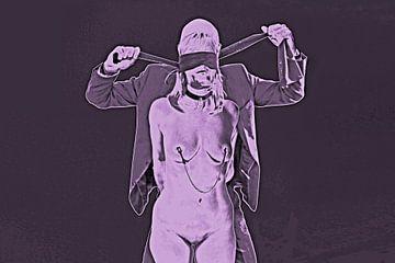 BDSM Sessie 2 van Vincent van Thom