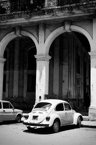Cuba Volkswagen Kever Havana Oldtimer