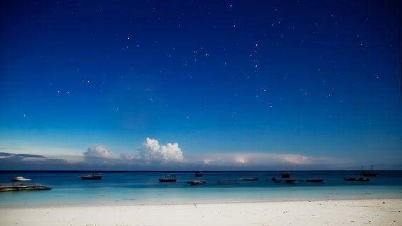 Zanzibar night