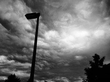 Wolken van Tobias Van der ploeg
