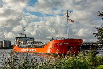 Coaster Lady Ami Port of Amsterdam van scheepskijkerhavenfotografie