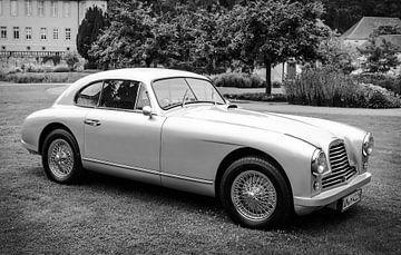 Aston Martin DB2 klassieke Britse sportwagen van Sjoerd van der Wal