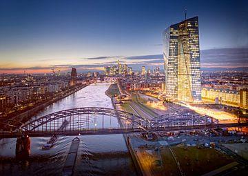 Europäische Zentralbank Frankfurt von Ingo Fischer