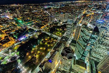 Stadtzentrum Sydney von hugo veldmeijer