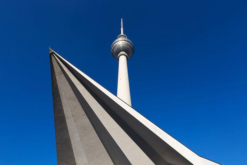 Tour de télévision de Berlin sur Frank Herrmann