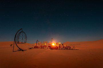 Een nacht in de woestijn van Niek Wittenberg
