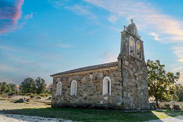 Kirche im Norden Portugals von Ivo de Rooij