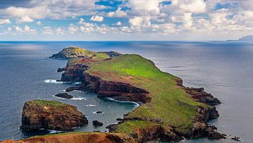 Schiereiland Ponta de Sao Lorenco van Denis Feiner
