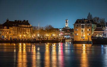 Dordrecht,Nieuwe-Haven van Michel Van Giersbergen