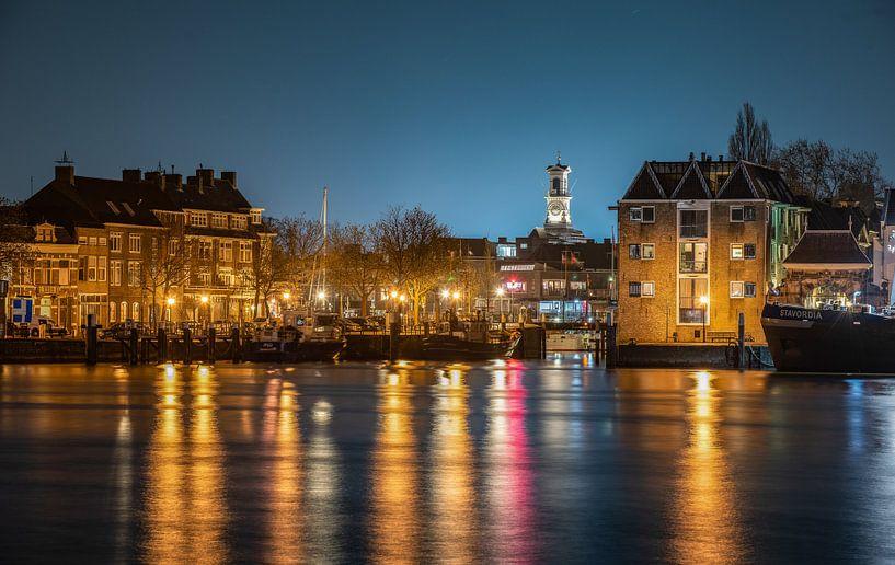 Dordrecht,Nieuwe-Haven von Michel Van Giersbergen