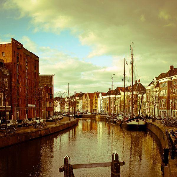 Groningen | Hoch der Aa von Frank Tauran