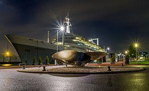 The SS Rotterdam sur MS Fotografie | Marc van der Stelt