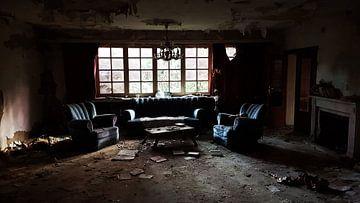 Maison Alexa Abandoned villa von Edou Hofstra