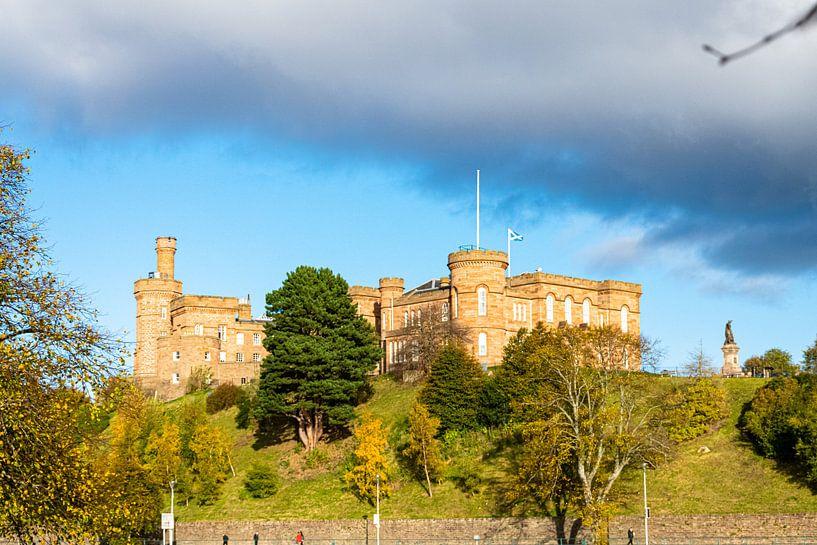 Inverness kasteel van Hans Verhulst