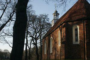 zijkant kerk