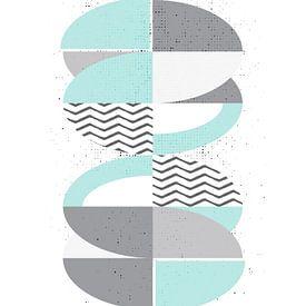 Skandinavisches Design Nr. 71 von Melanie Viola