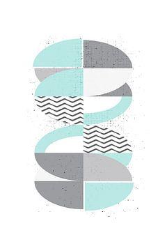 Scandinavisch ontwerp nr. 71 van Melanie Viola