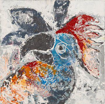 Kakadu von Carmen Eisele