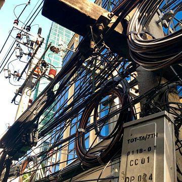 Kabels van SPOOR Spoor