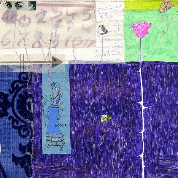 Diary art 3 van keanne van de Kreeke