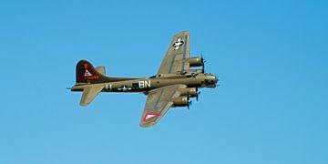 B-17 Thunderbird van Bob de Bruin