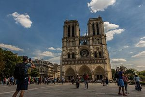 Notre-Dame van Parijs van Melvin Erné