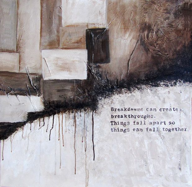 Breakthrough van Linda Dammann