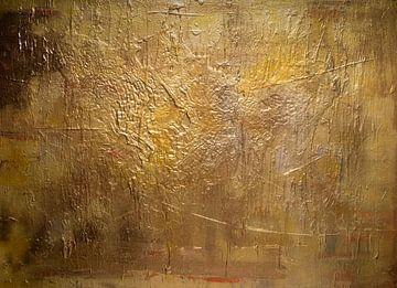 Goldene Komposition von Sander Veen