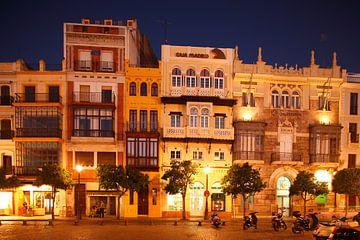 Sevilla : Plaza de San Francisco van Torsten Krüger