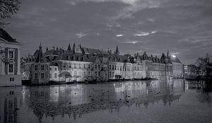 den Haag Binnenhof van John ten Hoeve
