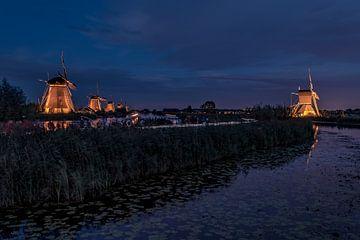 Kinderdijk molen Unesco Werelderfgoed