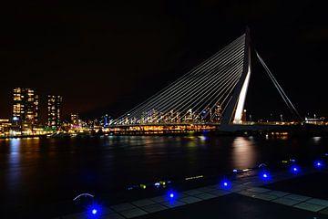 Erasmusbrug Rotterdam von Peter Korenhof