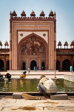 Schöne Architektur in Indien von Part of the vision