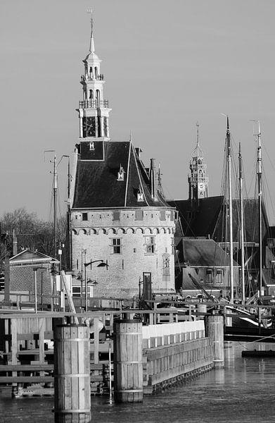 Hoofdtoren Hoorn van Erik van Riessen