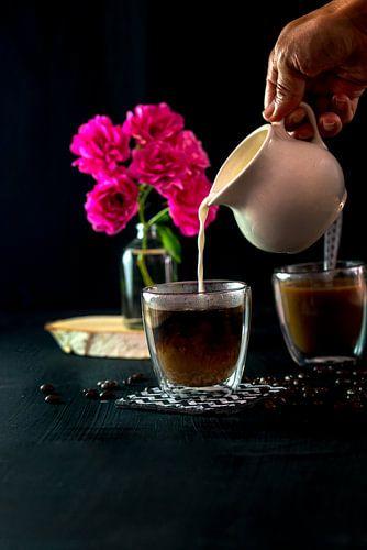 Koffie met melk