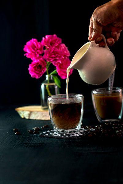 Koffie met melk van zippora wiese