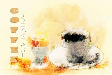 Breakfast van Dagmar Marina