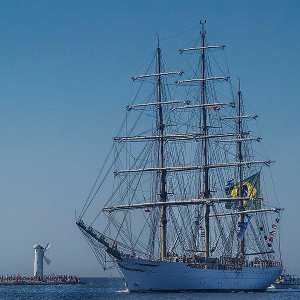 Vollschiff Cisne Branco von Peter Morgenroth