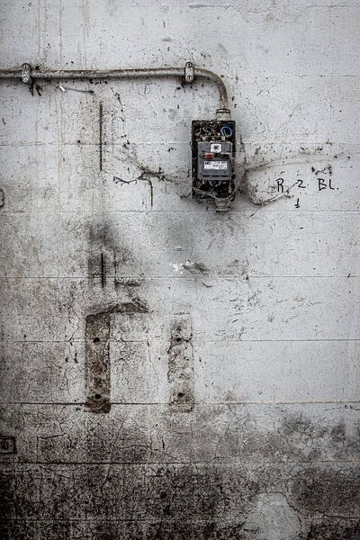 detail verlaten fabriek urbex van Martzen Fotografie