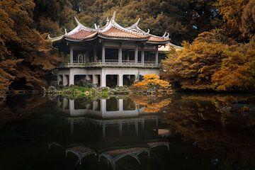 Japanischer Garten von Tim Kreike