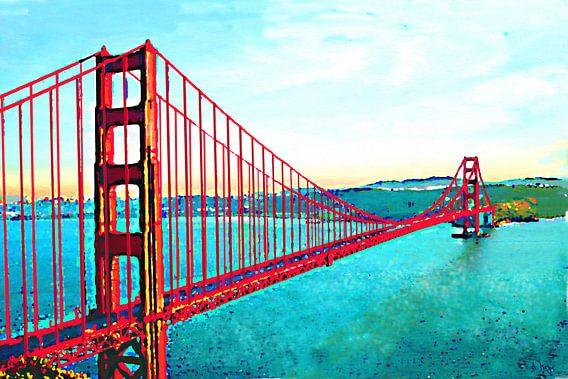 Golden Gate van Andrea Meyer